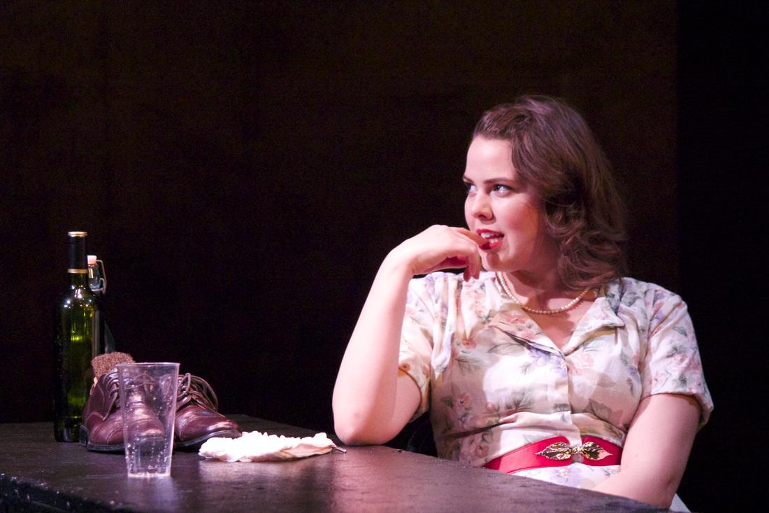 After Miss Julie - Miss Julie