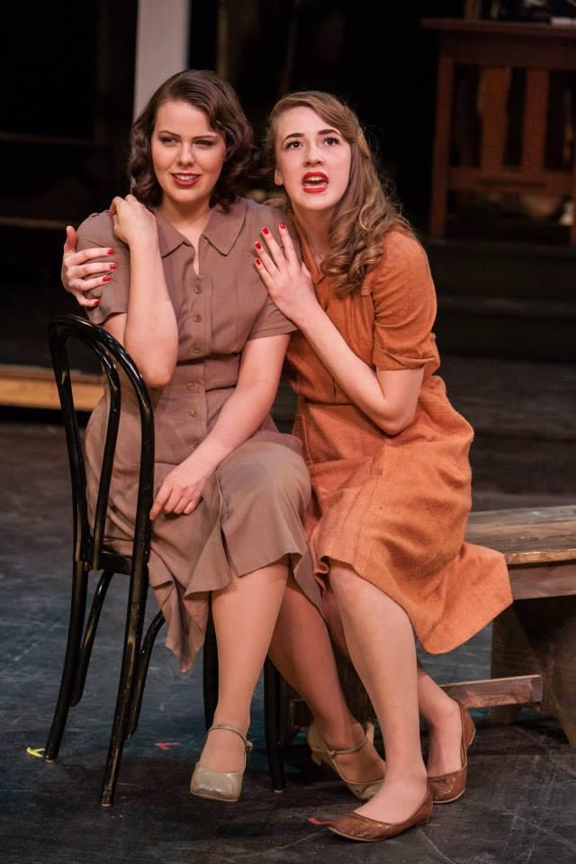 Stage Door - Kaye Hamilton