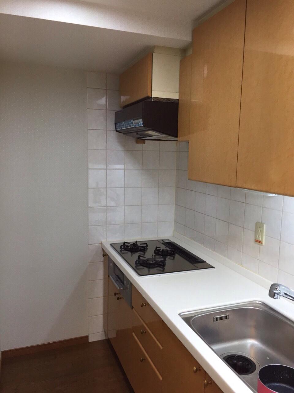 施工前 キッチン2