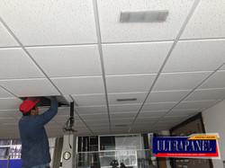 Instalación de plafones