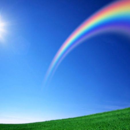 over the rainbow♪