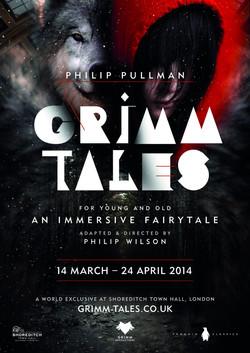 Philip Pullman's Grimm Tales