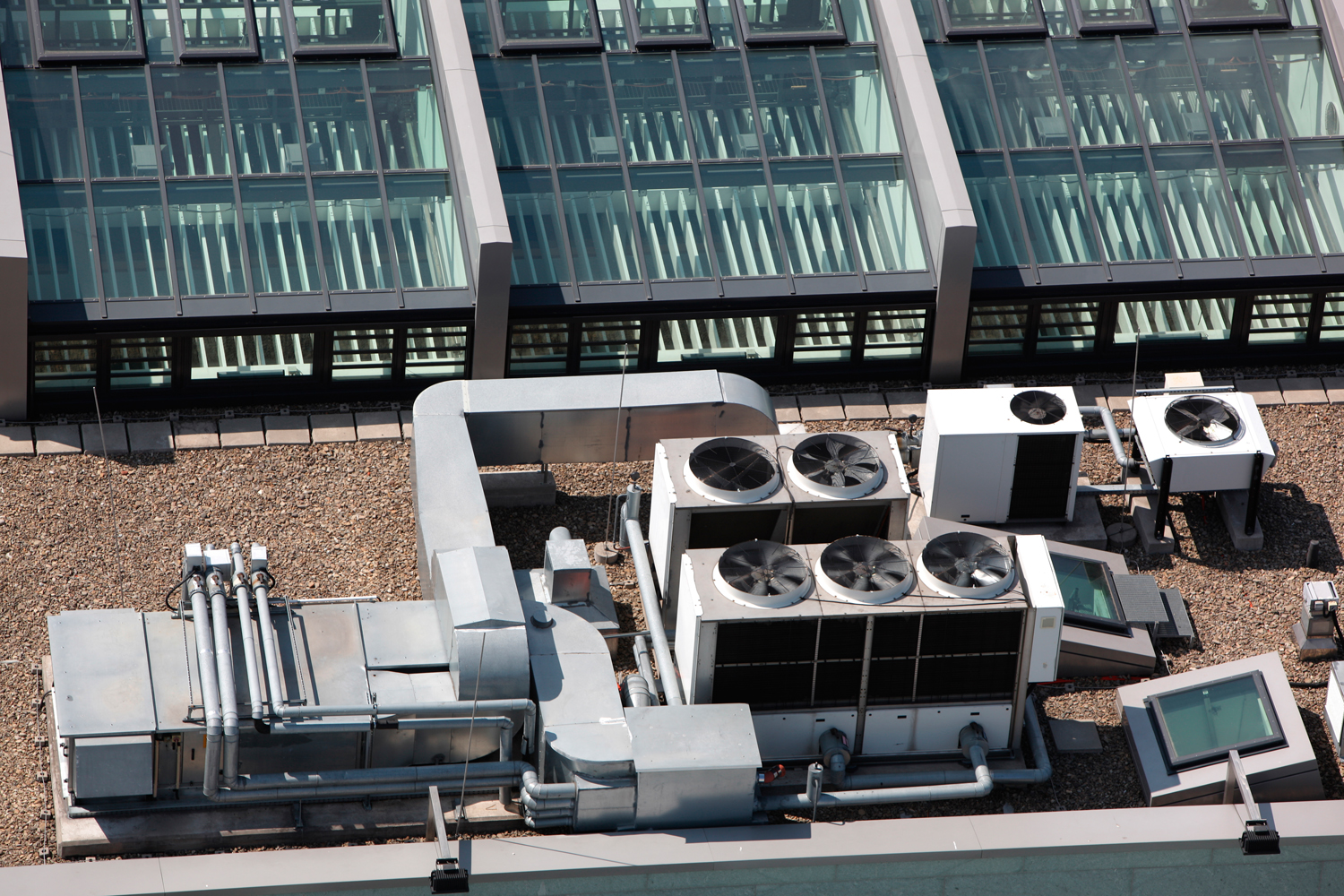 PKS Mechanical Rooftop Air Conditioning Installation