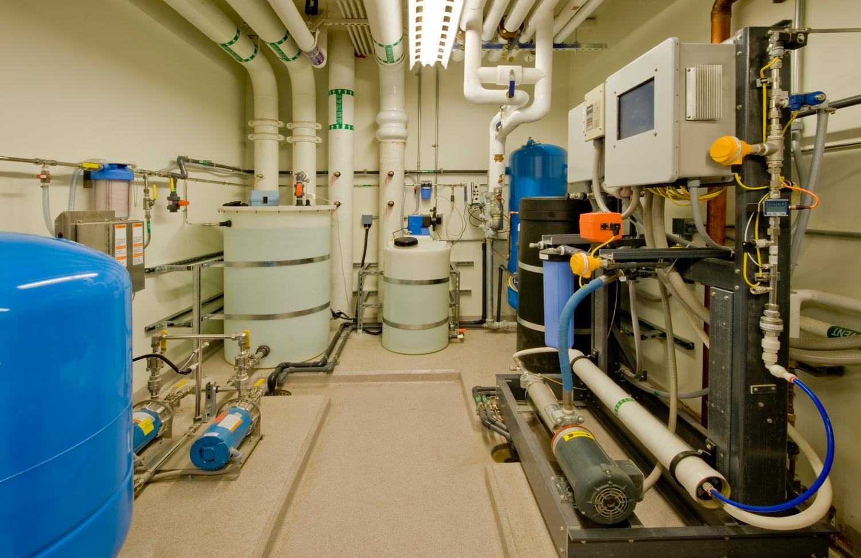PKS-Water Treatment Plant Install
