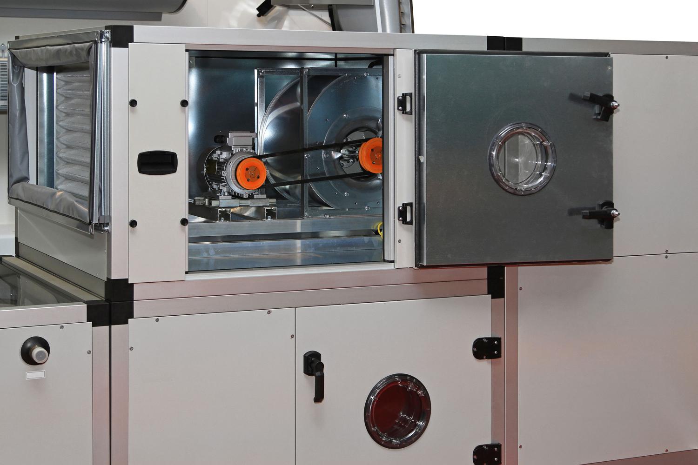 PKS Air Handling Unit Maintenance.