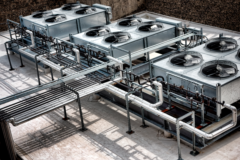 Dry Cooler Installation, Maintenance