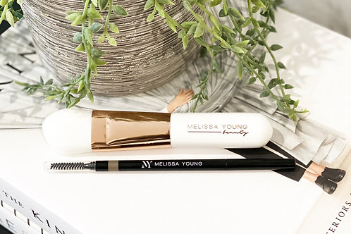Brush & Brow Pencil Limited Combo Deal