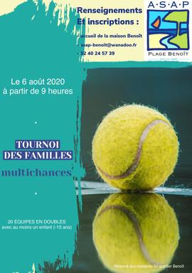 Tournoi tennis ASAP Benoît - La Baule 20