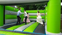 hinchable interactivo boda