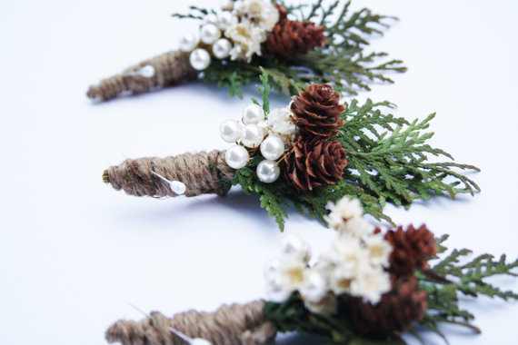 Christmas wedding ideas - LLuks London