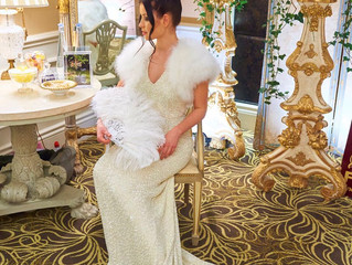 Hand Fan: The Ultimate Luxurious Bridal Accessory For The Modern Bride