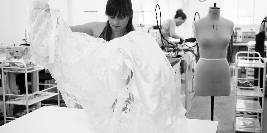 Tanya Dimitrova Sampling and Production - Bridal