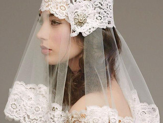 How to choose the right veil for your dress