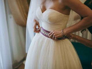 Do's and Don'ts of a wedding dress fitting