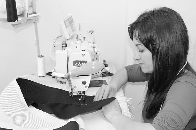 Tanya Dimitrova Sampling and Production - Clothing Manufacturer Queens park
