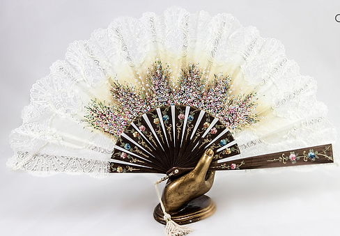 Rockcoco Hand Fans Bridal Hand Fans Bridal Shop in Queen's Park