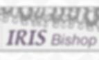 iris bishop logo