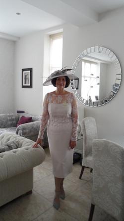 Royal Ascot gown worn June 2017