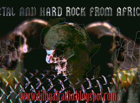The Metal & Hard Rock From Africa Show