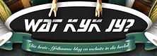 Wat Kyk Jy Logo
