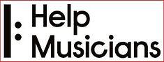 Help Musicians Logo