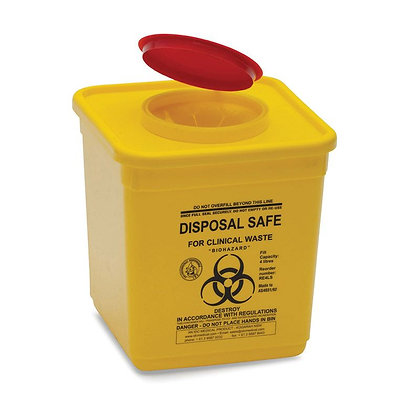 Sharps Container 4.75L