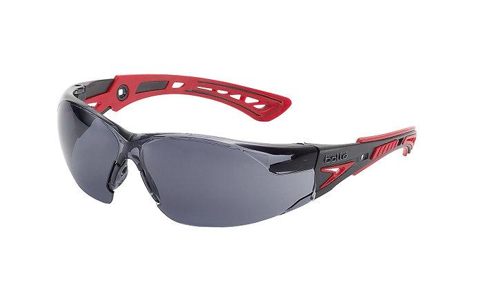 Bolle Rush+ Smoke Safety Glasses