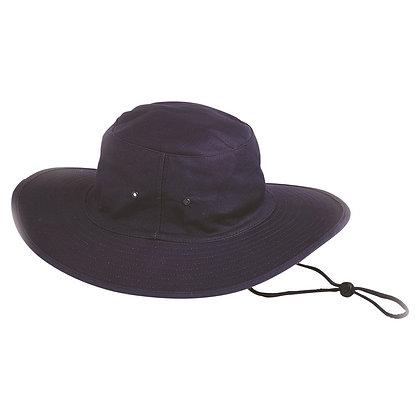 Poly/Cotton Sun Hat