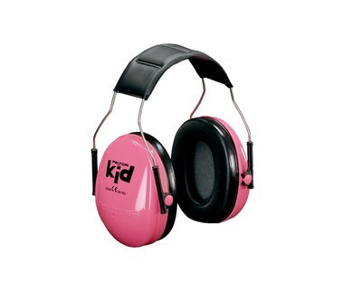 3M™ PELTOR™ Kid Ear Muff Pink