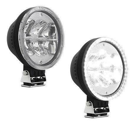 LED Autolamps 60 Watt Driving Lamps