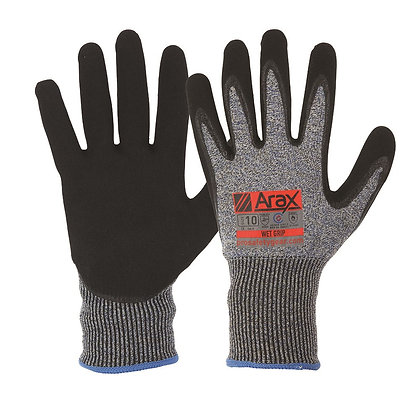 Arax® Nitrile Cut Resistant Gloves