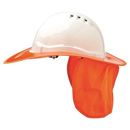 Plastic Hard Hat Brim