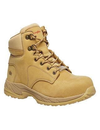 King Gee Women's Tradie Zip Sided Boot