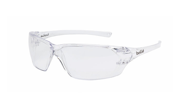 Bolle Prism Clear Safety Glasses