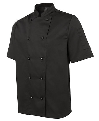 Chef's Jacket Short Sleeve Unisex