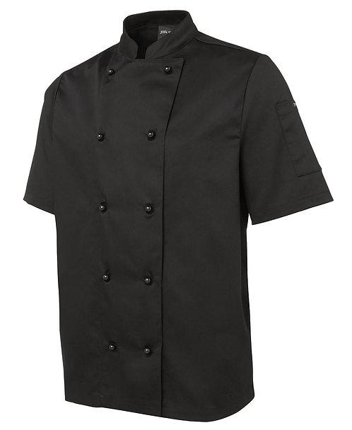 Chef's Jacket Short Sleeve Unisex