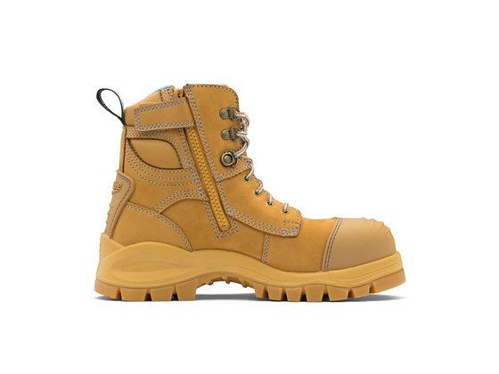 Blundstone 892 Women's Zip Sided Work Boot