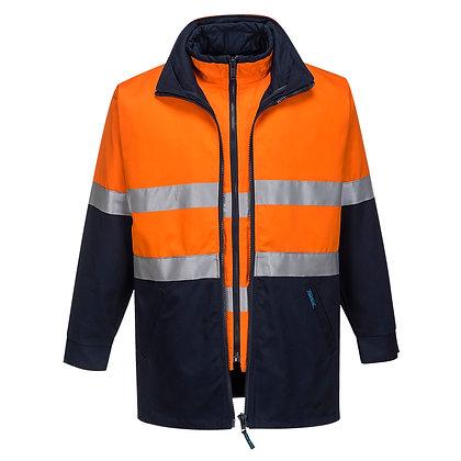 Portwest 100% Cotton 4-in-1 Jacket