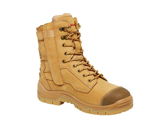 King Gee Phoenix 8 Inch Zip Sided Boot