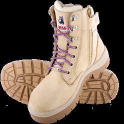 Ladies Southern Cross Zip Boot