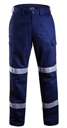 Cargo Trouser with Reflective Tape