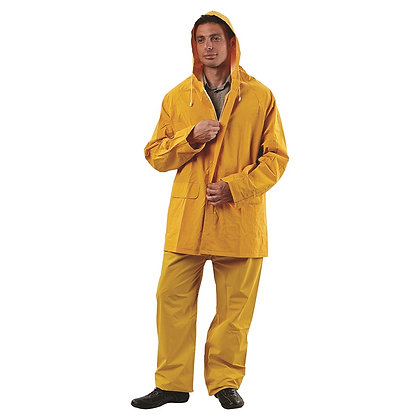 3/4 Length PVC Rain Jacket
