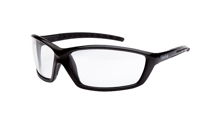 Bolle Prowler Clear Safety Glasses