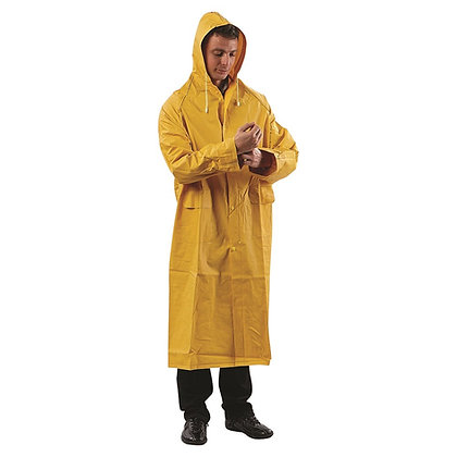 Full Length PVC Rain Coat