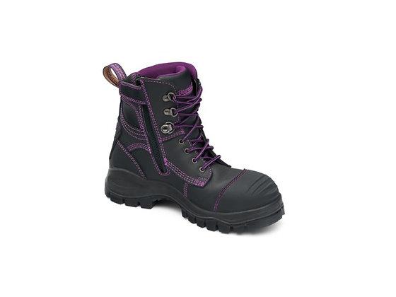 Blundstone 897 Women's Zip Sided Boot