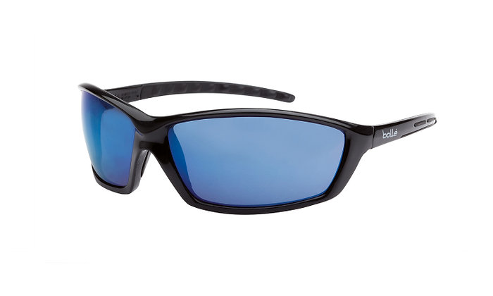 Bolle Prowler Blue Flash Safety Glasses