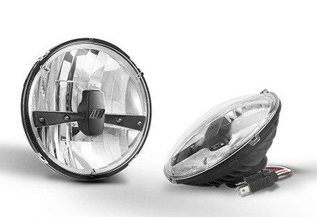 "LED Autolamps  7"" Head Lights"