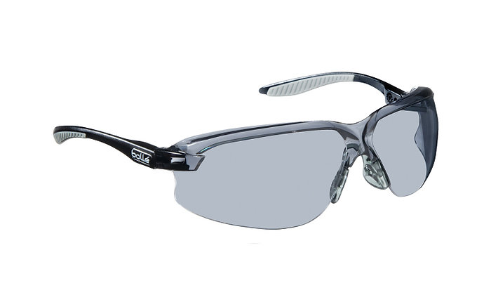 Bolle Axis 2 Smoke Safety Glasses