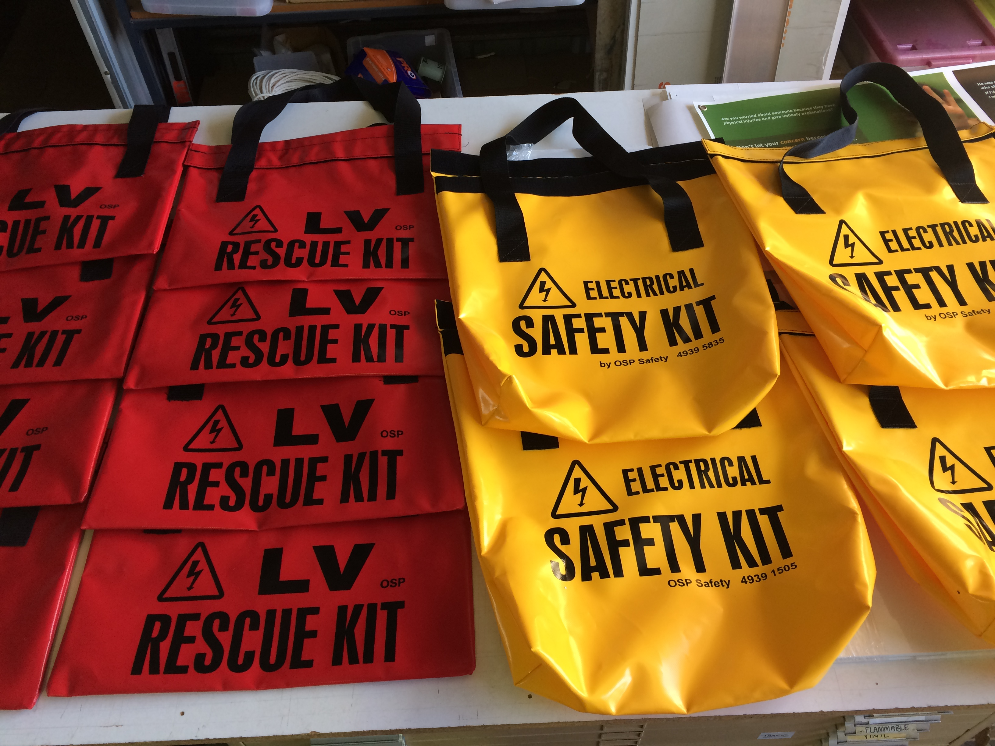 Electrical HV & LV Kits