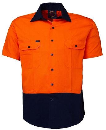 S/S Work Shirt